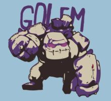 Golem by roaldelite