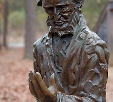 Henry David Thoreau by Roslyn Lunetta