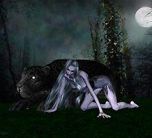 Night Stalker .. the beast by LoneAngel