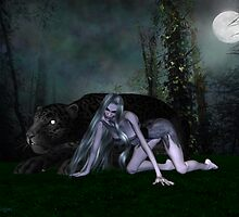 Night Stalker .. the beast by LoneAngel