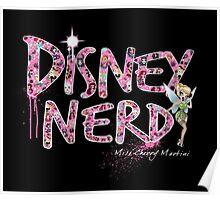 Disney Nerd Poster