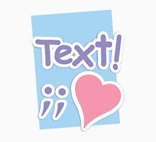 Text;; T-Shirt