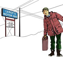 Lester Fargo by gauza