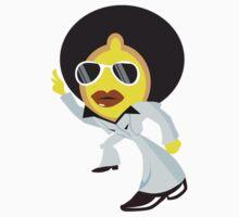 Afro Lemon dude! by JulieHallDesign