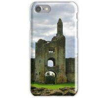 Sherborne Old Castle (2) iPhone Case/Skin
