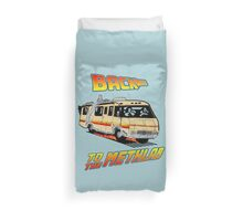 Back to the Methlab - Breaking Bad Duvet Cover