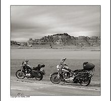 """A Few Buttes"" by Don Bailey"
