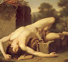 Death of Abel (Abel Tod)  by Francois-Xavier Fabre by troycap