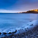 Blue seascape  by Andrew Howson