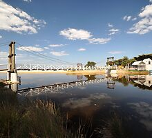 Wye River Reflection, Great Ocean Road, Australia 2014 by muz2142