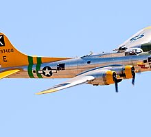 B-17G Fuddy Duddy by gfydad
