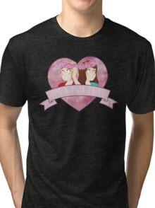 It's A Twin Thing Tri-blend T-Shirt