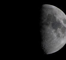 Half moon by oddity