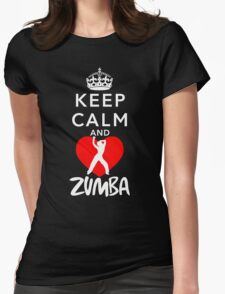 Keep Calm And Love Zumba T-Shirt