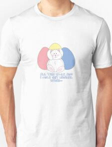 Fed Up Easter Bunny Unisex T-Shirt