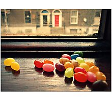 Jellybeans  Photographic Print