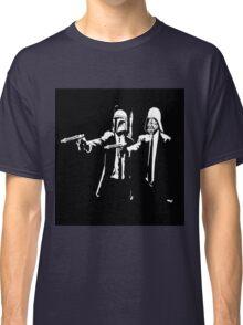 Starwars Pulp Fiction  Classic T-Shirt