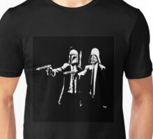 Starwars Pulp Fiction  Unisex T-Shirt