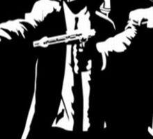 Starwars Pulp Fiction  Sticker