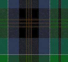 00523 Black Gold Tartan by Detnecs2013