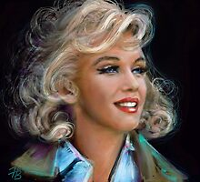 Marilyn 1 by AngieBraun