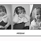 Megan Collage by Kayte