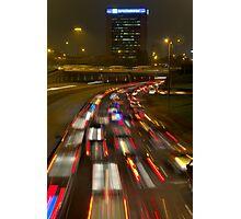 Evening chaos Photographic Print