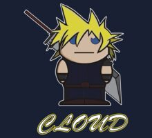 Cloud (Demonoid) One Piece - Short Sleeve