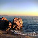 a sunset dream by faithie