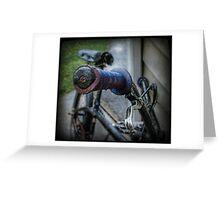 The Bike TTV Greeting Card