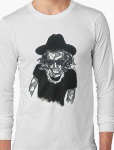 Geometric Harry Styles Long Sleeve T-Shirt