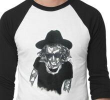 Geometric Harry Styles Men's Baseball ¾ T-Shirt