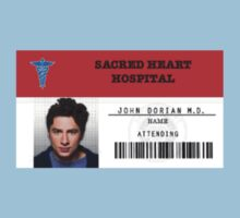 John Dorian - Scrubs MD by Giocor86