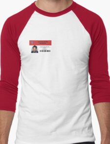 John Dorian - Scrubs MD Men's Baseball ¾ T-Shirt