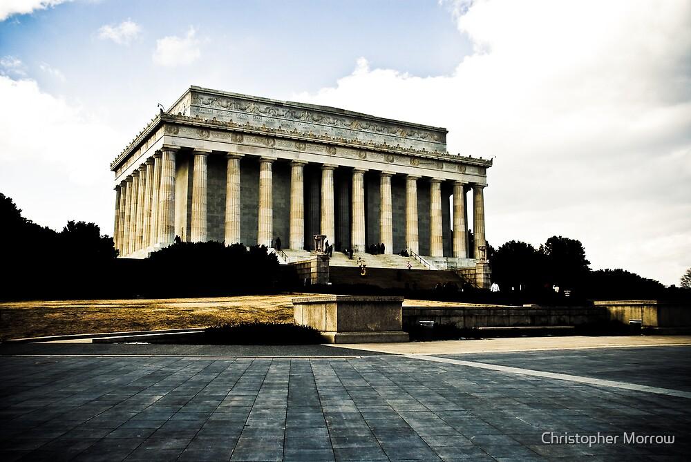 Lincoln Memorial - Washington DC by Christopher Morrow