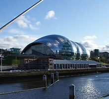 The Sage, Gateshead by laurawhitaker