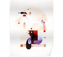 Bubble dreamer Poster