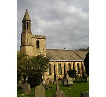The Parish Church of the Holy Ascension Photographic Print