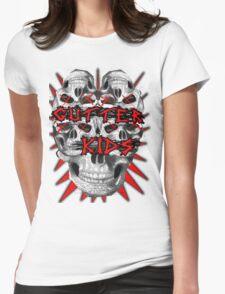 Gutter Kidz Womens Fitted T-Shirt