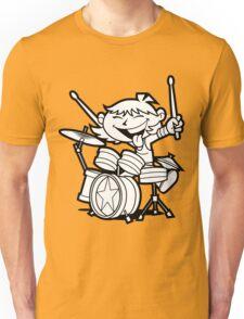 Drummer Boy Unisex T-Shirt