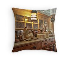 "The Galley on HMS ""Victory"" -1805  Throw Pillow"