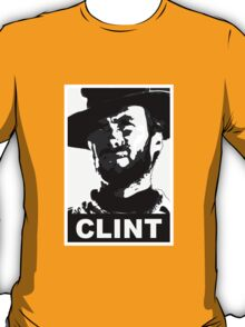Clint: Conservative Edition T-Shirt