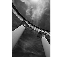 recycled architecture Photographic Print