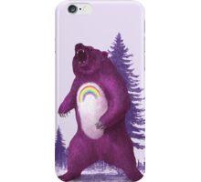 Scare Bear  iPhone Case/Skin
