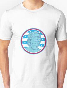 Hillary Clinton Democrat President Candidate Unisex T-Shirt