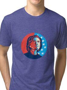 Hillary Clinton American Elections Tri-blend T-Shirt