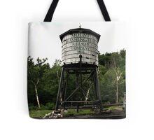 Water Tower At Mount Washigton Tote Bag