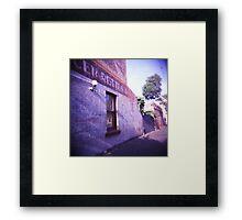 Bushells Framed Print