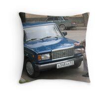 Lada Love Throw Pillow