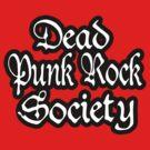 Dead Punk Rock Society by dustyvinylstore